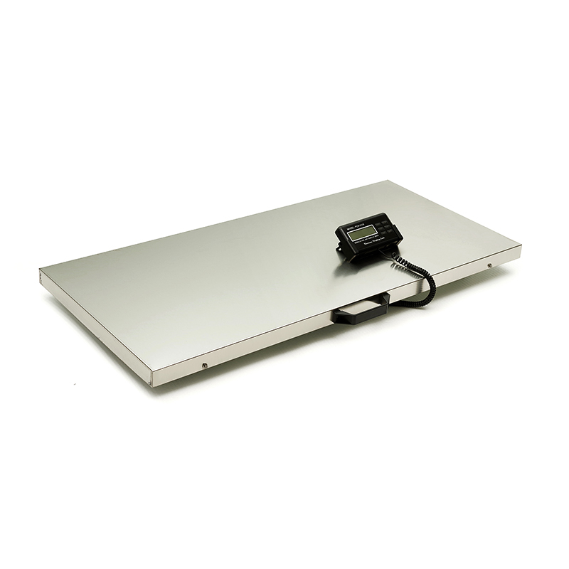 Extra Large Platform Stainless Steel Digital Animal Scale, Pet Scale, Postal Scale