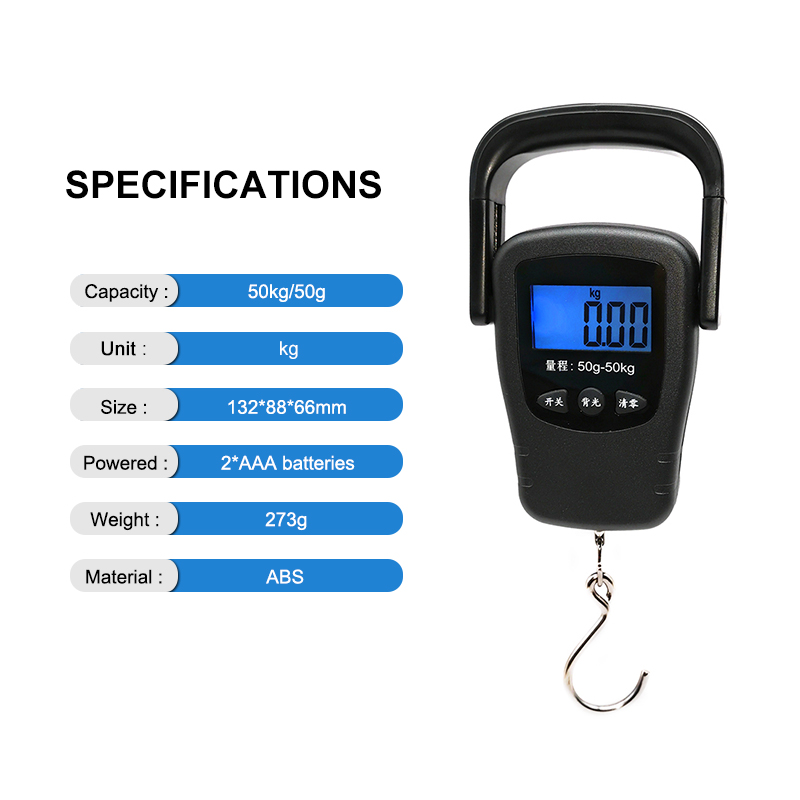 1.6m Tape Digital Fish Scale,Luggage Scale