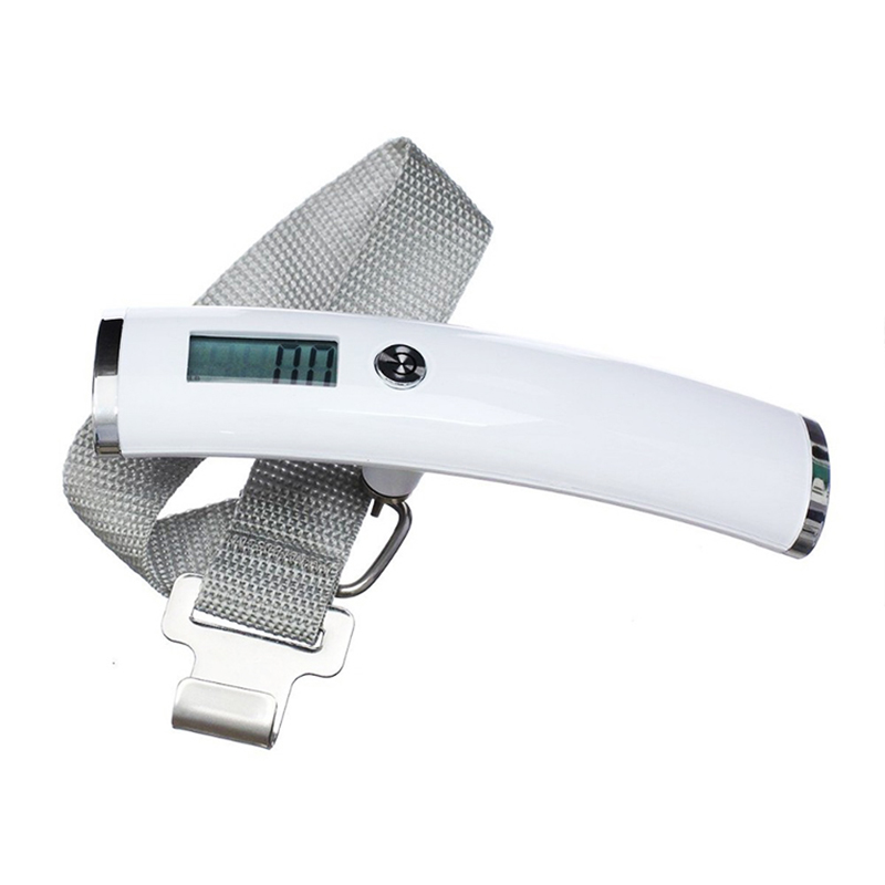 Digital Hanging Luggage Scale, Travel Portable Weigher
