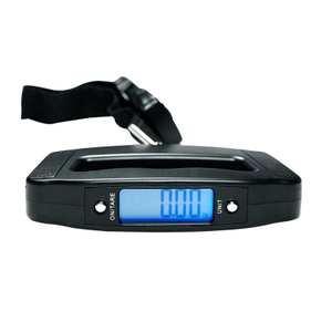 50kg Travel Hanging Digital Luggage Scale